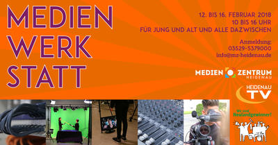 Winterferienangebot im Medienzentrum